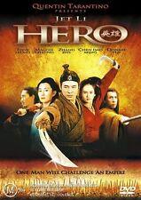 Hero (DVD, 2005)