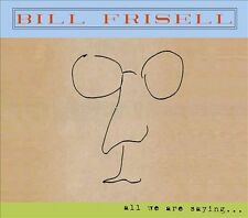 Bill Frisell, All We Are Saying..., Excellent