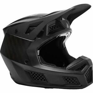 Fox Racing V3RS Black Carbon XL