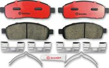 Disc Brake Pad Set-Premium NAO Ceramic OE Equivalent Pad Front Brembo P24135N