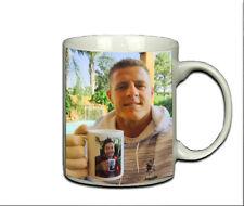 JJ Watt & Jimmy Fallon Coffee Mug Ultimate Inception Tea Cup 11 oz Free Shipping