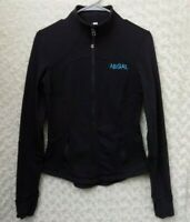 Lululemon Women's Black Long Sleeve Zip Up  Jacket Size 6