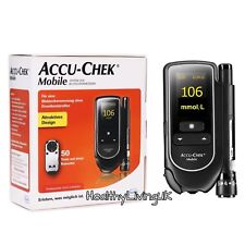 Accu-Chek Mobile Glucose Monitoring System/Monitor/Meter + 50 Tests - RRP £89.99