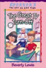 Cul-De-sac Kids Ser.: The Great TV Turn-Off 18 by Beverly Lewis (1998,...