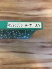 EDM Charmilles Technologies U-V axis amplifier PCB, OEM #8526050
