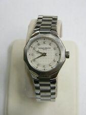Baume & Mercier Riviera diamond Stainless Steel  Women's Watch