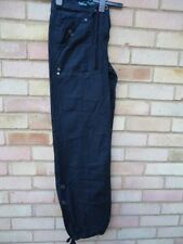George Cotton Cargos Regular Size Trousers for Women
