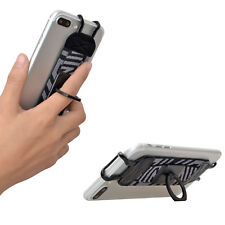 Hand Strap with 360°Rotation Metal Ring Finger Grip Holder for i Phone 7 plus