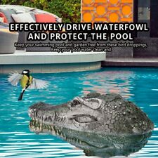 Crocodile Head Racing Boat Prank Remote Control Electric Spoof Alligator Rc Us T