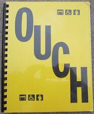 """Multimedia Fanzine """"Ouch 1, 2, 5, 7, 8, 11, 14, 15, 16, 17, 18, 19"""" GEN"""