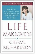 "Life Makeovers - Cheryl Richardson ""Improve Your Life"" (*BOGO on all our books!)"