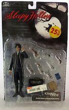 """McFarlane Sleepy Hollow Ichabod Crane 6.5"""" Figure New on Card"""