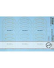 1/12 FIRESTONE TIRE RING DECAL for Lotus 49 49B T70 TAMIYA BANDAI DOYUSHA REVELL