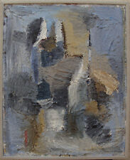 Gunnar S. Johanson, Abstrakte Komposition, um 1970