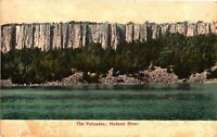 Vintage Postcard - Posted 1906 The Palisades: Hudson River New York NY #3291