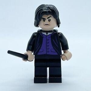 Lego Professor Severus Snape Minifigure Harry Potter  from set 76383 hp266 vgc