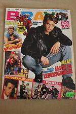 Bravo 38/1992 Jason Priestley, Roxette, Bon Jovi, Baywatch, Mariah Carey,