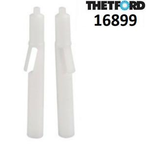 Genuine Thetford Cassette Hinge Pins D2 X2 (PAIR) SC234