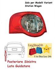 FARO FANALE POSTERIORE SX PER PASSAT B6 05 SW LED ESTERNO GRUPPO OTTICO STOP