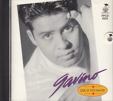 Gavino Que Le Voy Hacer CD New Sealed