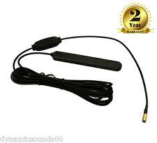 Universal Dab radio digital Vidrio de montaje de antena Amplificado pequeñas y medianas empresas-ct27uv70