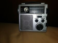 Eton Multi Purpose Radio FR300 FR-300 FM/AM TV/VHF NOAA HURRICANE PREPARATION