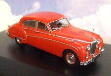 SUPERB OXFORD DIECAST 1/43 1956-1958 JAGUAR MKVIII MK8 IN CARMEN RED 43JAG8004