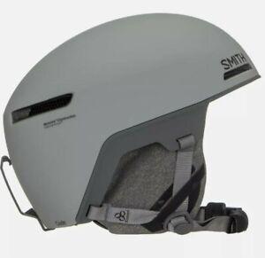 Smith CODE MIPS Snowboard Ski Helmet Small 51-55cm Cloudgrey Matt UK Ship FOC