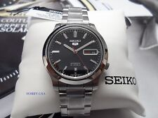 SEIKO  5  SNK795  Stainless Steel  Black Dial SEIKO Automatic SNK795-NEW