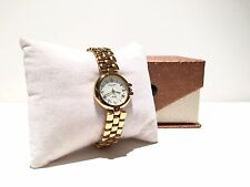 Pierre Lannier Classic lady's Watch Gold Tone Bracelet - Reduced price