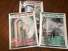 3 OGS Ohio Geanalogy News Family Heritage 2002,03,04 Conducting online research