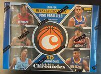 2019-20 Panini CHRONICLES Basketball Blaster Box - 40 NBA Cards - Zion Ja Coby