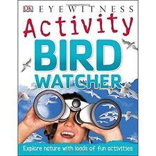 Observador de aves (testigo actividades), Burnie, David, Libro Nuevo