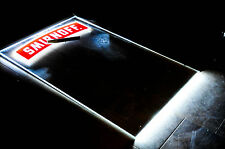 Smirnoff Vodka, LED Acryl Leuchtreklame Illuminated sign, Schreibtafel mit Stift