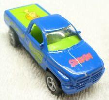 1999 RACING CHAMPIONS-1/64 Blue Diecast-'96 Dodge Ram-Scooby Doo-China-VG