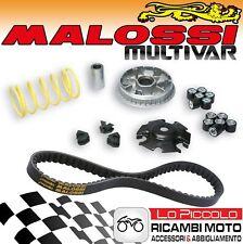 Set Variator Multivar + Riemen X Belt Malossi Yamaha 250 Xmax Xcity