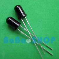 20/50/100/200pcs 5mm 940nm IR Infrared Receiver Diode Photodiode LED Lamp
