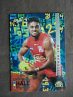 2016 SELECT FOOTY STARS AFL CARDS HOT NUMBERS GOLD COAST SUNS AARON HALL HN59
