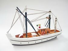 Dipper Starter Boat Kit: Build Your Own Lobster Boat Wooden Model Ship