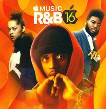 "ELLA, KHALID, NAIJA, BRYSON, H.E.R.- ""APPLE MUSIC R&b 16""..MIX CD..OCT 2018. HOT"