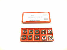 10 placas de inflexión Inserts ved 1204 affn HC k05 15 aluminio de sedotools nuevo y43