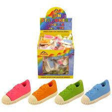 84 Trainer Erasers - Fun Novelty Pocket Money Toys - Wholesale Bulk Buy