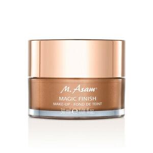 M.ASAM MAGIC FINISH MAKE-UP All in one: Primer, Make-up, Powder & Concealer 30ml