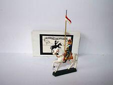 Victorian SOLDATINI Prince Albert proprio 7th USSARO 1870 piatto in scatola (bs1179)
