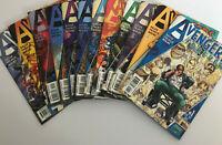 Avengers Forever #1-12 (Dec 1998, Marvel) Complete Series Set George Pérez 1st