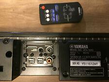 Yamaha ATS-1010 Front Soundbar. WITH REMOTE