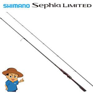 Shimano SEPHIA LIMITED S77ML Medium Light eging fishing spinning rod
