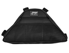 PRP Seats UTV Center Storage Bag Black Carbon Fiber Vinyl Yamaha Wolverine