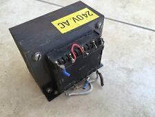 Mains transformer 200VA (177-213) 2 x 20V secondaries, 5A per winding