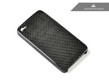AutoTecknic UN-0023 Carbon Fiber Cell Phone Cover Fits iPhone 4 & 4S
